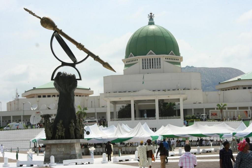 Siège de l'Assemblée nigériane d'Abuja