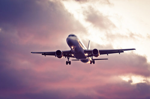 Article : Ma peur d'avion