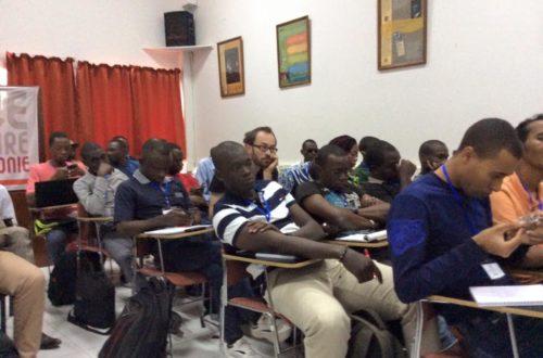 Article : Mon Dakar en quatre points