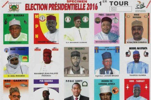 Article : Le vote par témoignage fait polémique au Niger