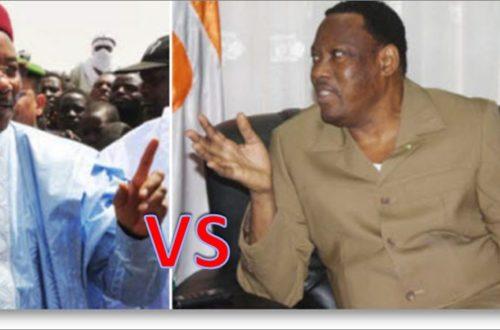 Article : Niger : pas de «coup K-O» pour Issoufou
