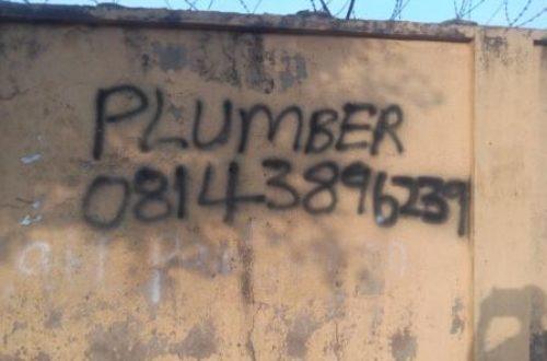 Article : Abuja et les affichages publicitaires anarchiques