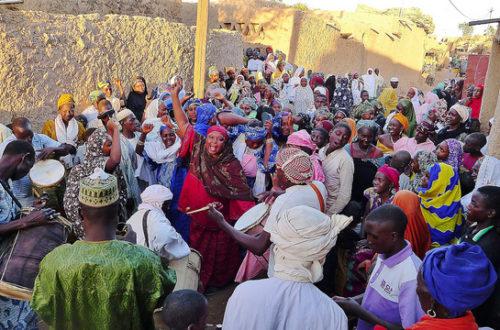 Article : Le baptême dans la société nigérienne
